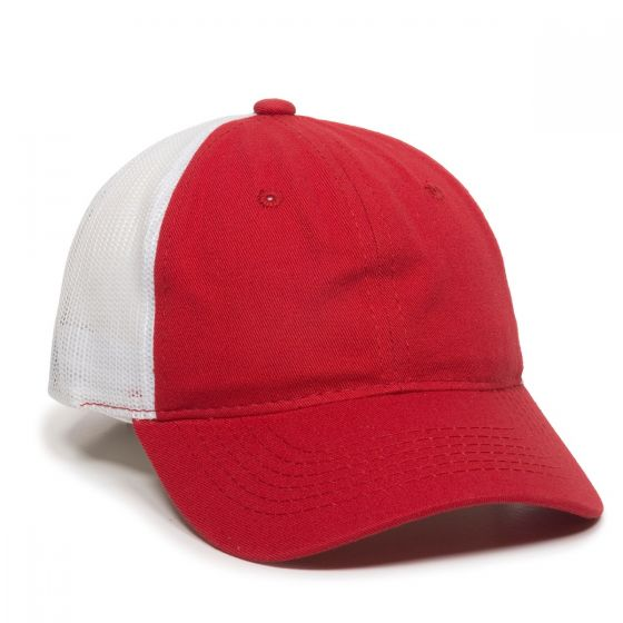 FWT-130-Red/White-Adult