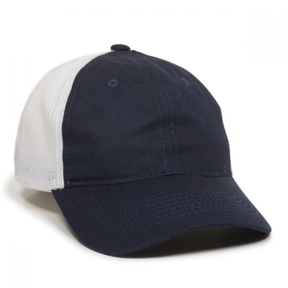 FWT-130-True Navy/White-Adult