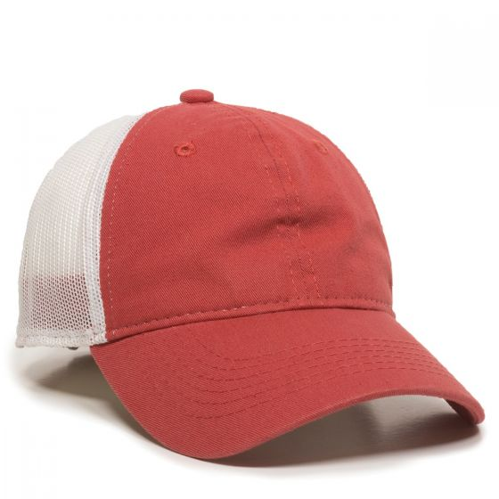 FWT-130-Nantucket Red/White-One Size Fits Most