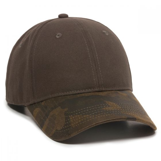 GHP-100-Brown/Brown-One Size Fits Most
