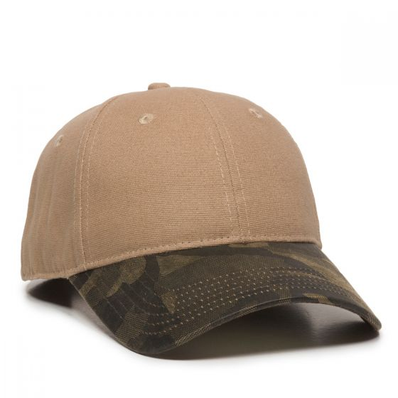 GHP-100-Khaki/Brown-One Size Fits Most