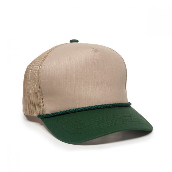 GL-155-Tan/Dark Green-Adult
