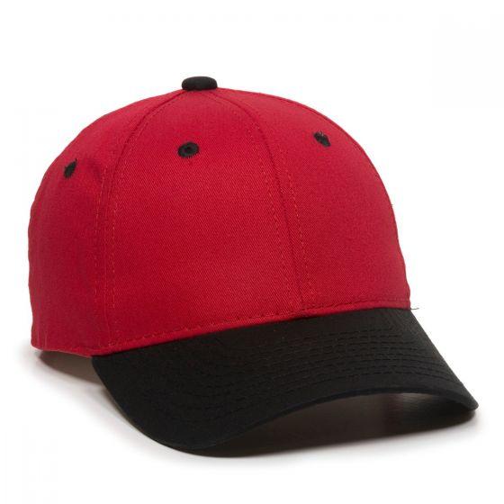 GL-271-Red/Black-Adult