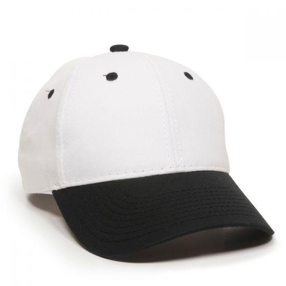 GL-271-White/Black-Adult