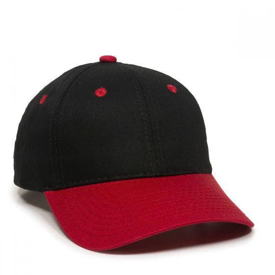 GL-271-Black/Red-Adult
