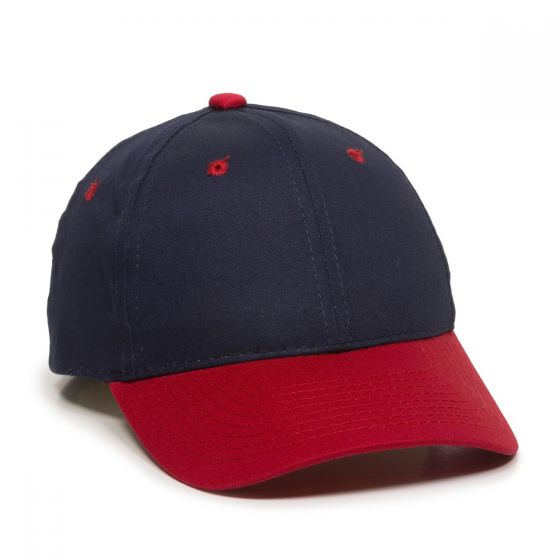 GL-271-Navy/Red-Youth
