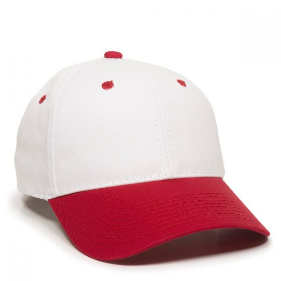 GL-271-White/Red-Adult