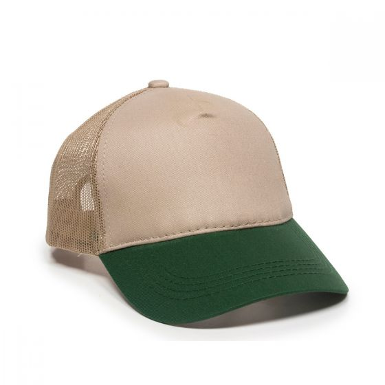 GL-415-Tan/Dark Green-Adult