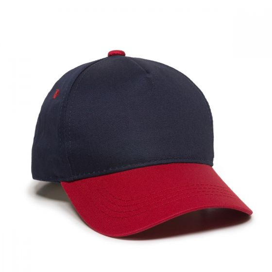 GL-455-Navy/Red-Adult