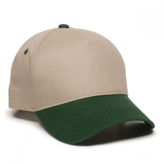 GL-455-Tan/Dark Green-Adult