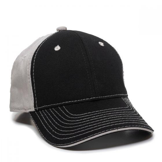 GWT-101-Black/Grey-Adult