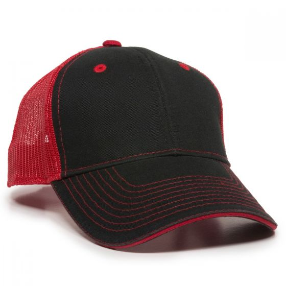 GWT-101M-Black/Red-Adult