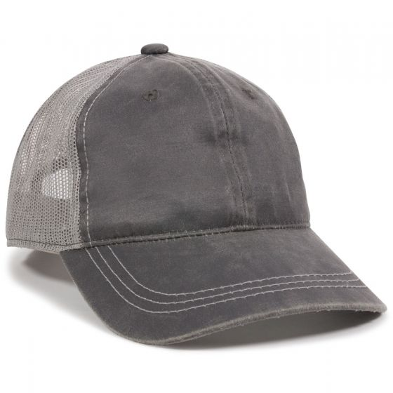 HPD-610M-Charcoal/Light Grey-One Size Fits Most