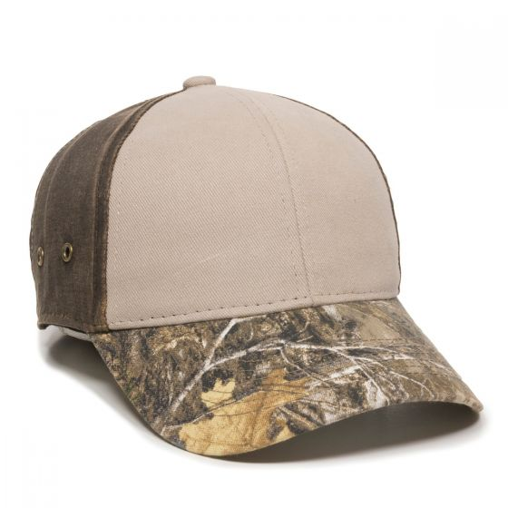 HPT-200-Tan/Brown/Realtree Edge™-One Size Fits Most