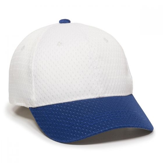 JM-123-White/Royal-Adult