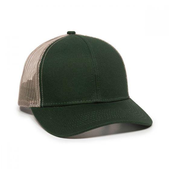 MBW-600-Dark Green/Khaki-Adult