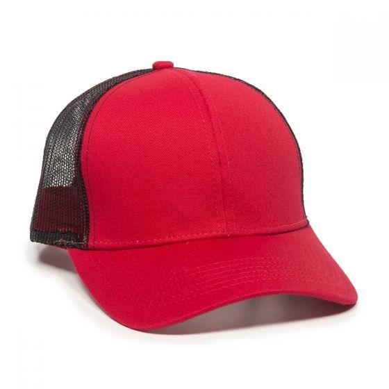 MBW-600-Red/Black-Adult