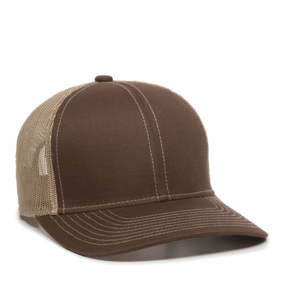 MBW-800-Brown/Tan-Adult