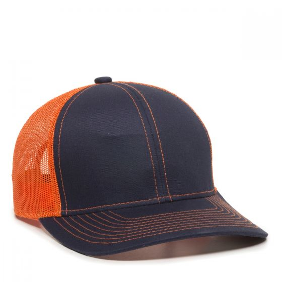 MBW-800-Navy/Orange-Adult