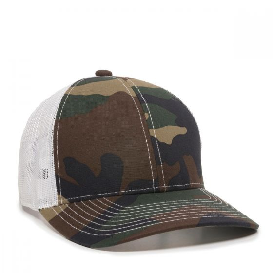 MBW-800GC-Generic Camo/ White-Adult