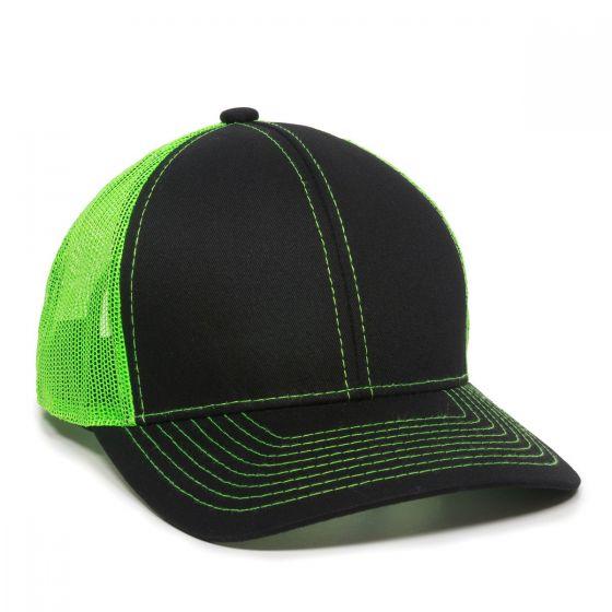 MBW-800SB-Black/Neon Green-Adult