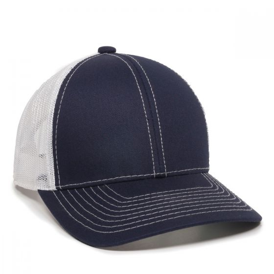 MBW-800SB-Navy/White-Adult