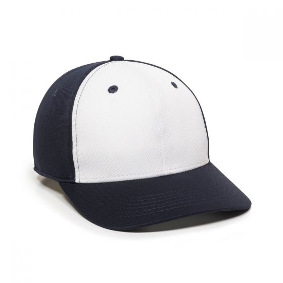 MWS50-White/Navy/Navy-One Size Fits Most