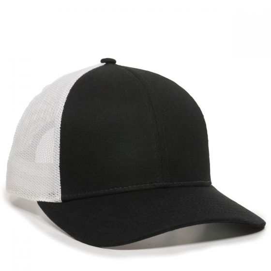 OC770-Black/White-One Size Fits Most