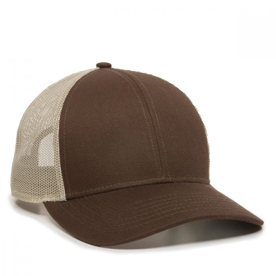 OC770-Brown/Khaki-One Size Fits Most