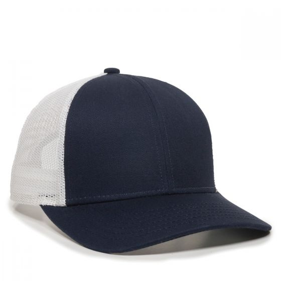 OC770-Navy/White-One Size Fits Most