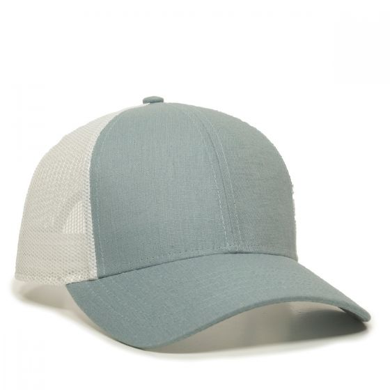 OC770-Ocean Blue/White-One Size Fits Most