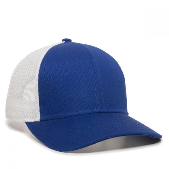 OC770-Royal/White-One Size Fits Most