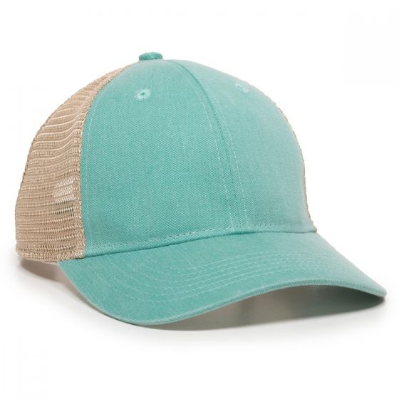PNY-100M-Mint/Tea Stain-Ladies