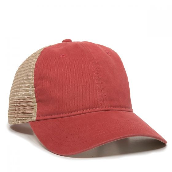 PWT-200M-Nantucket Red/Tea Stain-One Size Fits Most