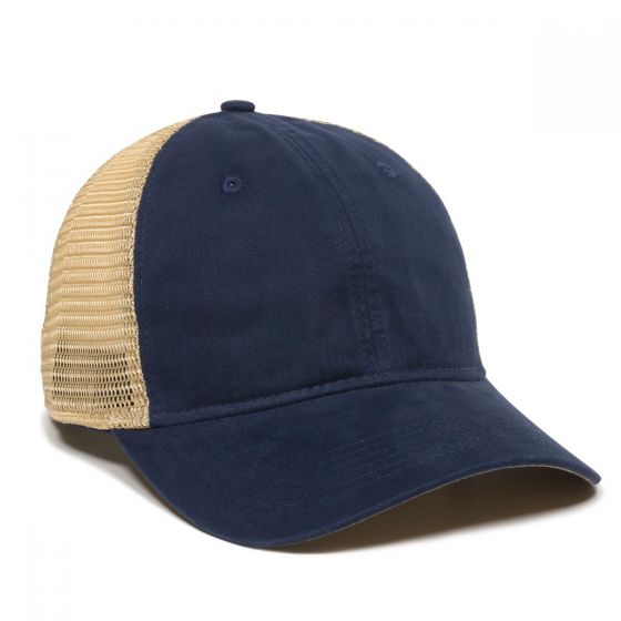 PWT-200M-Navy/Tea Stain-Adult