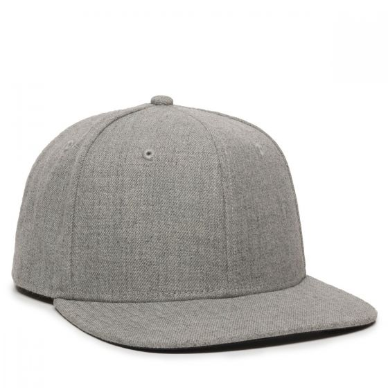 REDLBL101-Heathered Grey-One Size Fits Most