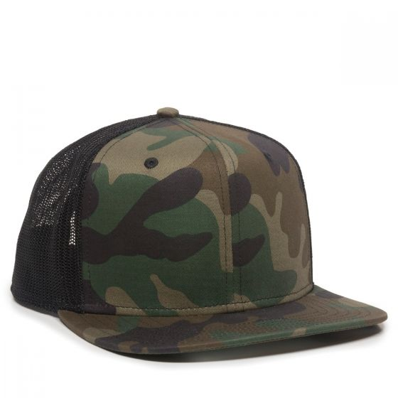 REDLBL103-Generic Camo/Black-One Size Fits Most