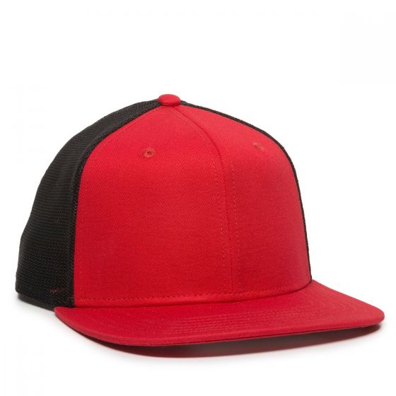 REDLBL103-Red/Black-One Size Fits Most