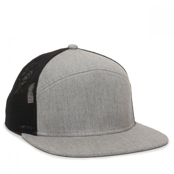 REDLBL106-Light Grey/Black-One Size Fits Most
