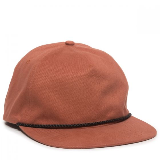 REDLBL107-Burnt Orange-One Size Fits Most
