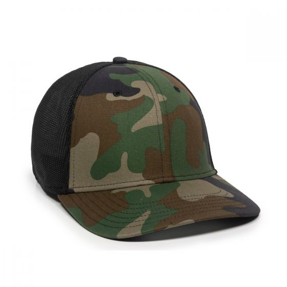 RGR-360M-Generic Camo/Black-One Size Fits Most