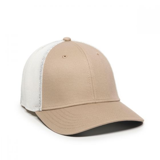 RGR-360M-Khaki/White-One Size Fits Most