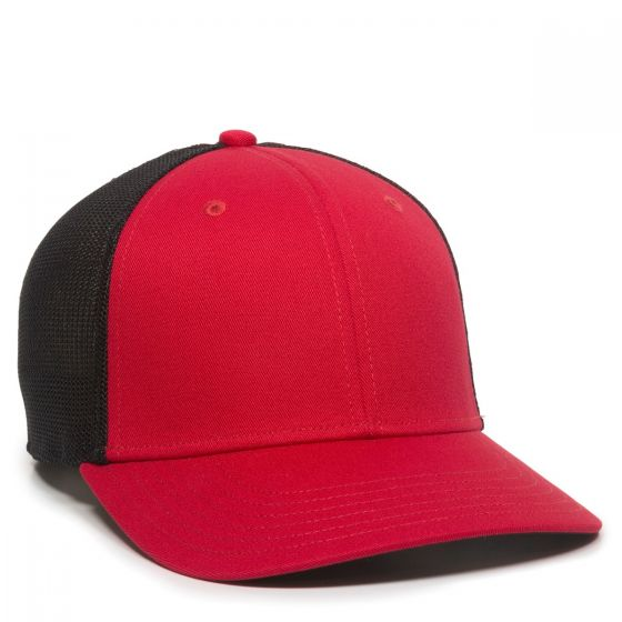 RGR-360M-Red/Black-One Size Fits Most