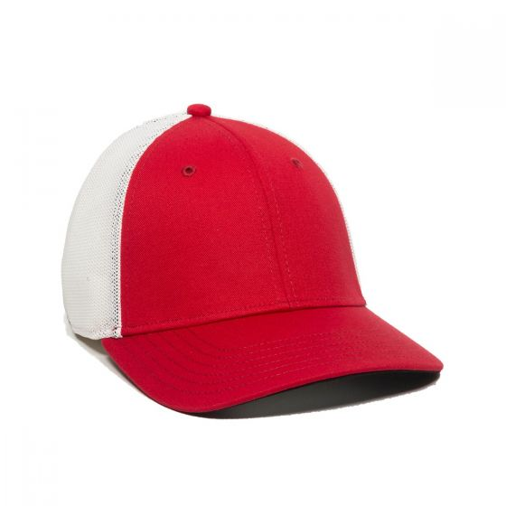 RGR-360M-Red/White-One Size Fits Most