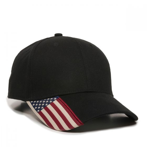 USA-300-Black-One Size Fits Most