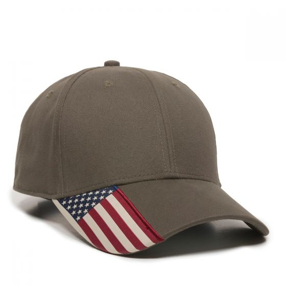 USA-300-Olive-One Size Fits Most