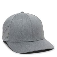 AIR50-Heathered Grey-One Size Fits Most