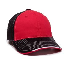 BTP-100-Red/Black/White-Adult