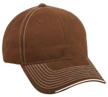 BTP-100-Brown/White-Adult