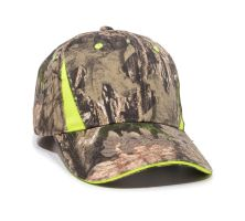 CBI-305-Mossy Oak® Break-Up® Country®/Safety Yellow-Adult